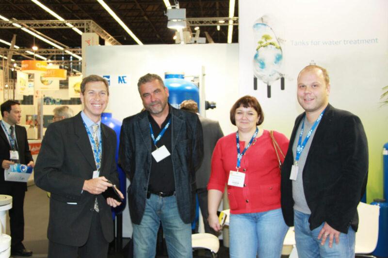 Посещение выставки Aquatech Amsterdam 2013 3